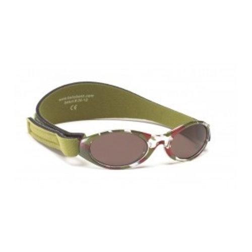 Banz Banz zonnebril 0-2 jaar army groen