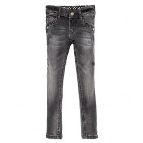 Jubel Meisjes jeans antraciet Jubel