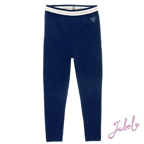 Jubel Meisjes legging marine blauw Jubel