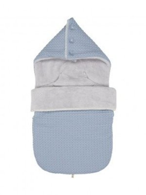 Koeka Koeka baby slaapzak oslo 3/5 punts blauw