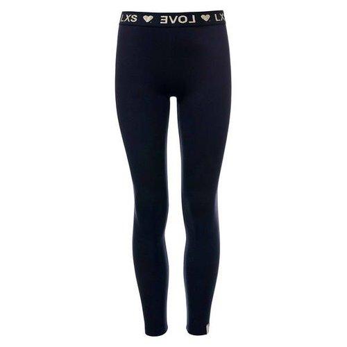 LOOXS Meisjes legging donkerblauw Looxs
