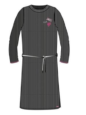 Quapi Meisjes jurk zilver Lee-Ann Quapi
