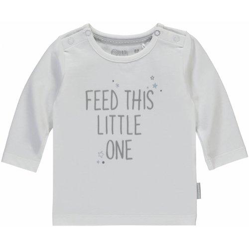 Quapi Quapi - Baby t-shirt wit Lamira
