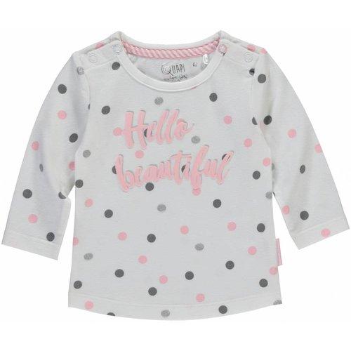 Quapi Quapi - Baby meisjes t-shirt dessin Lamira