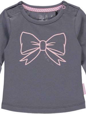 Quapi Quapi - Baby t-shirt grijs Latoya