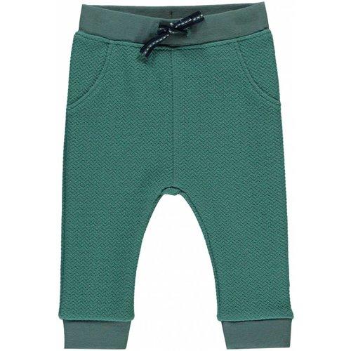 Quapi Quapi - Baby jongens broek groen Lazar