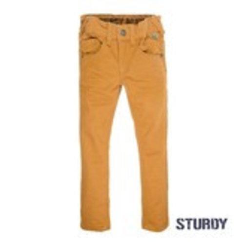 Sturdy Jongens jeans zand Sturdy