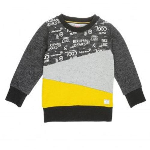 Sturdy Jongens sweater antraciet Sturdy