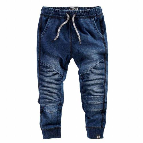 Z8 Z8 - Jongens sweatbroek blauw Dean