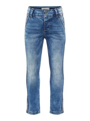 Name-it Name-it Jongens slim fit jeans  DNMACLAS Medium Blue Denim