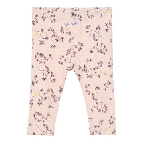 Name-it Name-it baby legging NBFTEA Strawberry Cream