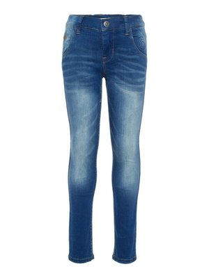 Name-it Name-it jongens X-slimfit  DNMTATE Medium Blue Denim