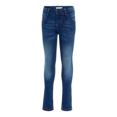 Name-it Name-it jongens X-slimfit jeans DNMTOGO Dark Blue Denim
