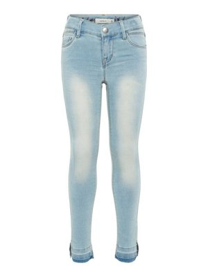 Name-it Name-it meisje Skinny jeans  DNMTIMONE Light Blue Denim