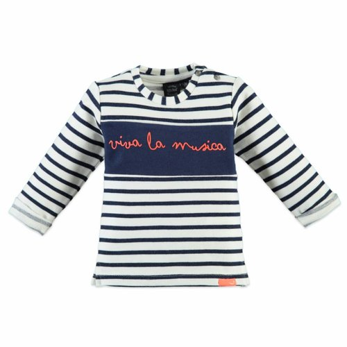 Babyface Babyface - baby jongens sweater blauw
