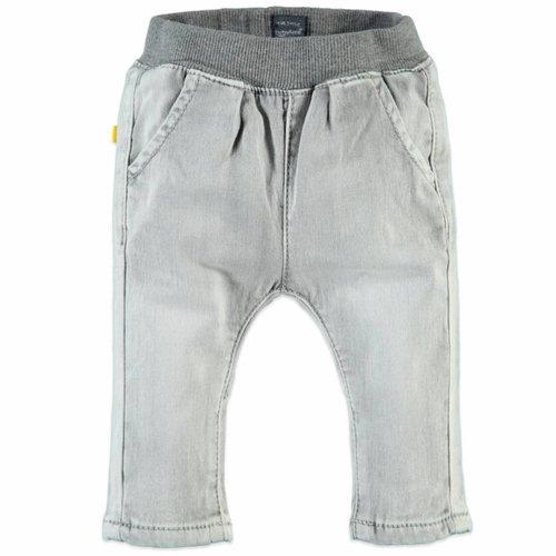 Babyface Babyface - baby meisjes jogg jeans denim grijs