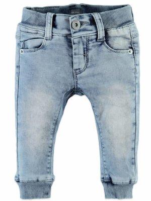 Babyface Babyface - jongens jogg jeans licht denim