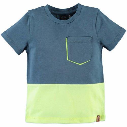 Babyface Babyface - jongens t-shirt licht blauw