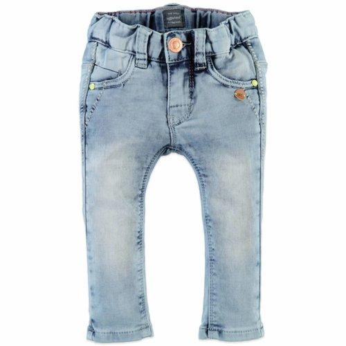 Babyface Babyface - meisjes jogg jeans licht denim