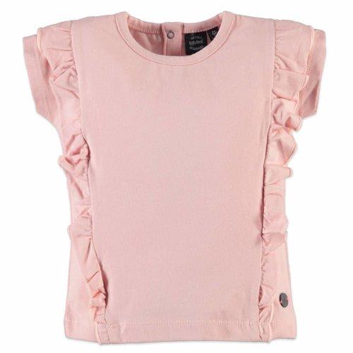 Babyface Babyface - meisjes t-shirt roze