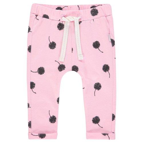 Noppies Noppies - Baby meisjes broek Palmyra roze