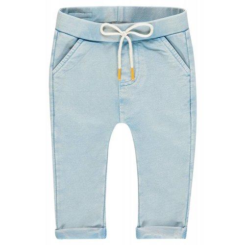 Noppies Noppies - Baby meisjes broek Ripon licht blauw