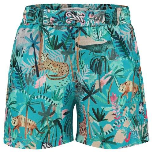 Noppies Noppies - jongens zwemshort Southbridge aqua
