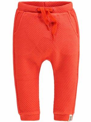 Tumble 'n Dry Tumble 'n Dry - Baby meisjes sweatbroek Elike oranje
