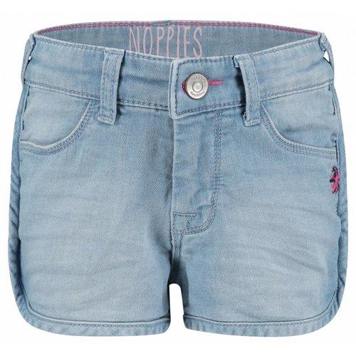 Noppies Noppies - meisjes short Rockingham licht blauw