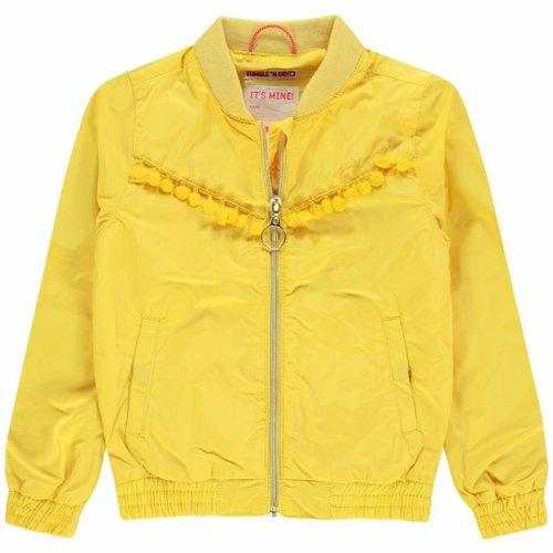 Tumble 'n Dry Tumble 'n Dry - Meisjes zomerjas Cester geel
