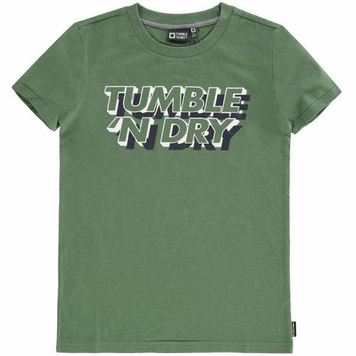 Tumble 'n Dry Tumble 'n Dry - Jongens t-shirt Delhi dessin