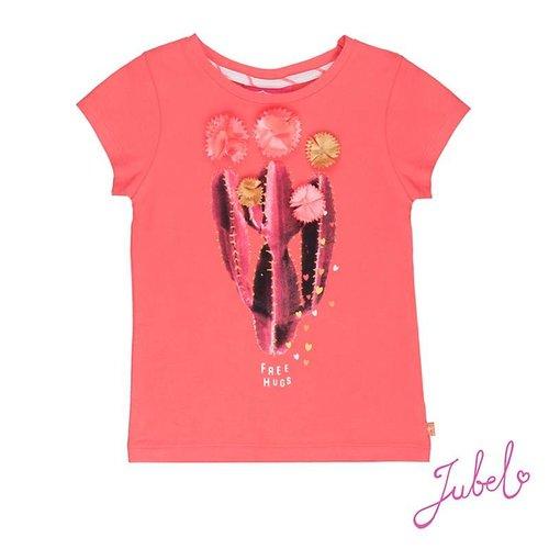 Jubel Meisjes t-shirt oranje Jubel