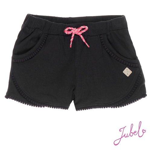 Jubel Meisjes short zwart Jubel