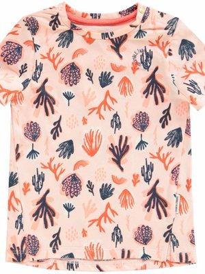 Tumble 'n Dry Tumble 'n Dry - Baby meisjes t-shirt Estelle perzik