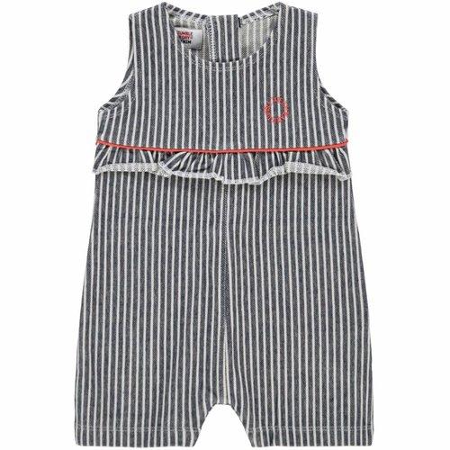 Tumble 'n Dry Tumble 'n Dry - Baby meisjes jumpsuit Elgia denim