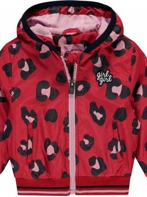 Quapi Quapi - Meisjes zomerjas rood Rosie