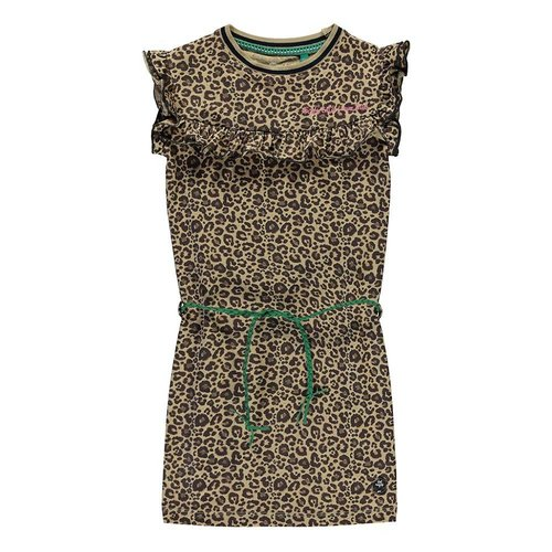 Quapi Quapi - Meisjes jurk panther Steffie