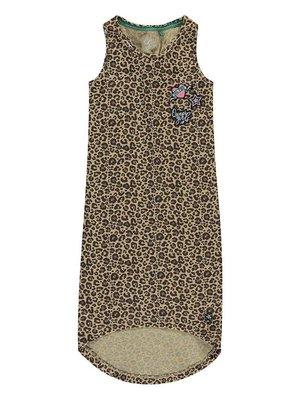 Quapi Quapi - Meisjes jurk panther Soenda