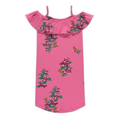Quapi Quapi - Meisjes jurk roze Sabella