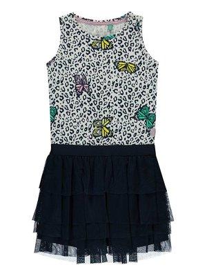 Quapi Quapi - Meisjes jurk dessin Sandira