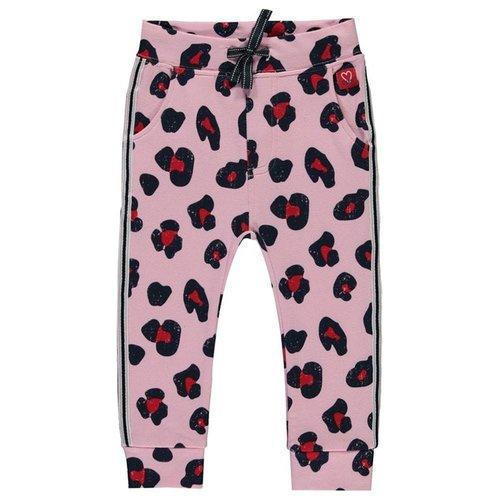 Quapi Quapi - Meisjes broek roze Rosalie