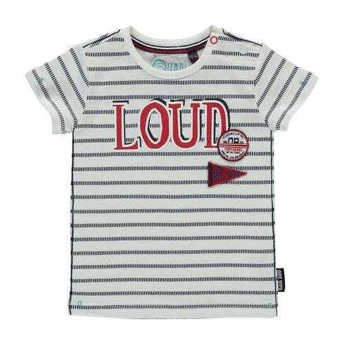 Quapi Quapi - Jongens t-shirt wit Ricardo