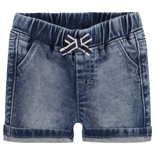 Noppies Noppies - Baby jongens short Sudbury licht blauw