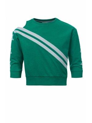 Looxs Revolution Meisjes sweater groen Looxs