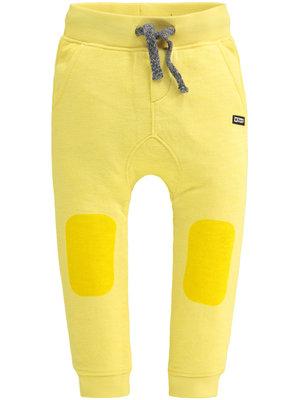 Tumble 'n Dry Tumble 'n Dry - Baby jongens sweatbroek Arijn geel