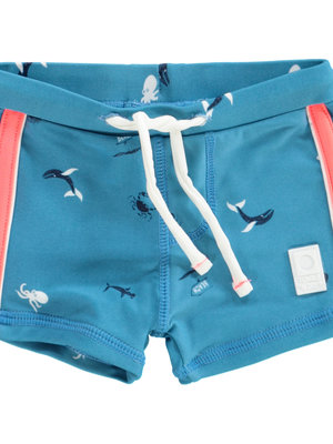 Tumble 'n Dry Tumble 'n Dry - Baby jongens zwembroek Arobin blauw
