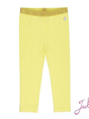 Jubel Meisjes legging geel Jubel