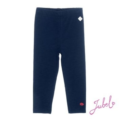 Jubel Meisjes legging donker blauw Jubel