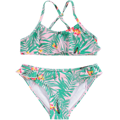 Tumble 'n Dry Tumble 'n Dry - Meisjes bikini Balin zalm roze