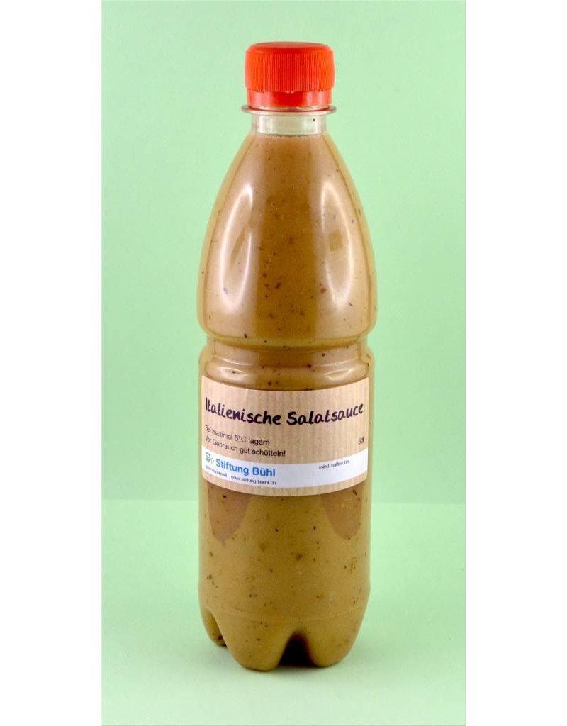 Hausmarke Stiftung Bühl Salatsauce Italienisch 500 ml PET